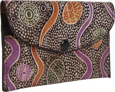 Bags Craze Women, Girls Casual Black, Purple  Clutch