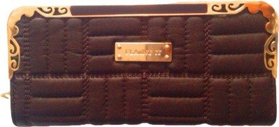 STYLE7 Brown  Clutch