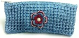 moKanc Women Casual Blue  Clutch