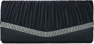Chicastic Wedding, Casual, Formal, Party, Festive Black  Clutch