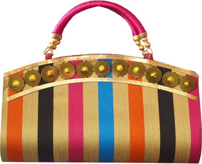 Freddys Festive, Casual Multicolor  Clutch