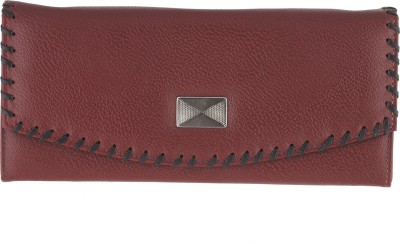 WCL Casual Red  Clutch