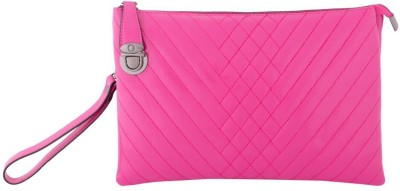 Priya Exports Party Pink  Clutch