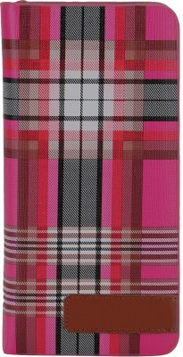 Fashion Hikes Casual Pink, Red  Clutch