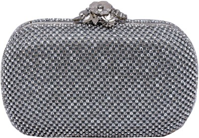 99 Moves Casual Black  Clutch