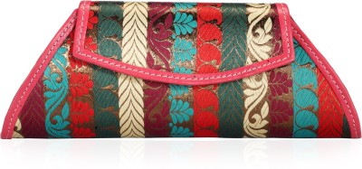Orkee Women Party Multicolor  Clutch