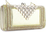 Archies Women Gold  Clutch