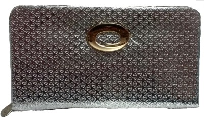 Marutipunch Silver  Clutch