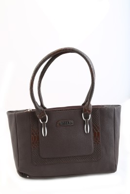 YBC Casual, Formal Brown  Clutch