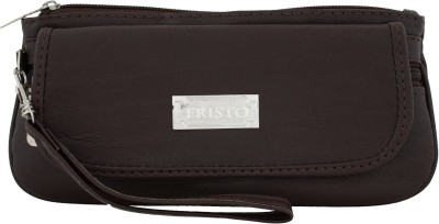 Fristo Casual Brown  Clutch