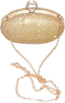 DEOX Gold  Clutch