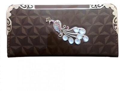 Ud Creation Party, Wedding, Casual, Festive Brown  Clutch