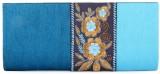 Indian Rain Women Casual Blue  Clutch