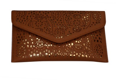Prime Formal Tan  Clutch