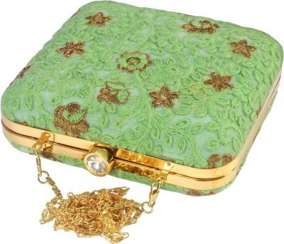 SATVAH Green  Clutch