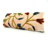 Aabeer Women Party White  Clutch