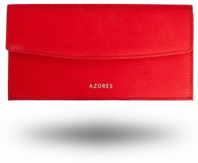 Azores Women Casual Red  Clutch