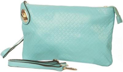 Vero Couture Casual Blue  Clutch