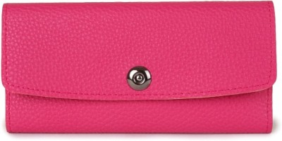 Kleio Formal, Casual Pink  Clutch