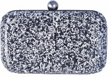 Posh Girls Party White  Clutch
