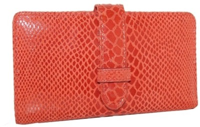 Imperus Women Party Red  Clutch
