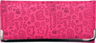 Ud Creation Casual, Party Pink  Clutch