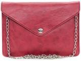 Vermello Women Casual Red  Clutch