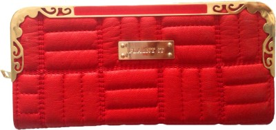 STYLE7 Red  Clutch