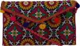 Bling It On Women Multicolor  Clutch