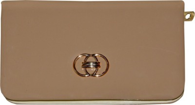 DAME Casual Khaki  Clutch