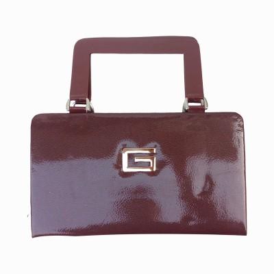 PRG Elegance Casual Brown  Clutch