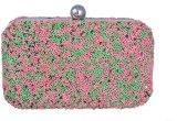 Posh Girls Party Multicolor  Clutch