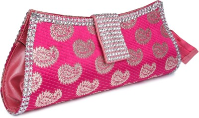 D AUSTIN KING Casual Pink  Clutch