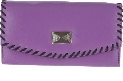 WCL Casual Purple  Clutch