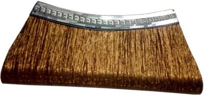 SAE FASHIONS Gold  Clutch