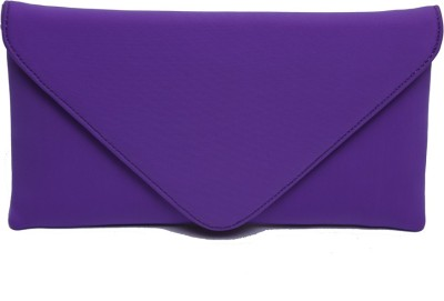 SG Collection Girls Casual Purple  Clutch