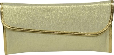 Angelfish Party Gold  Clutch