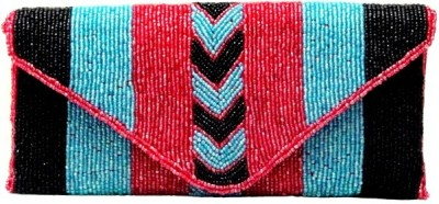 Sunita Fashion Wedding, Festive Multicolor  Clutch