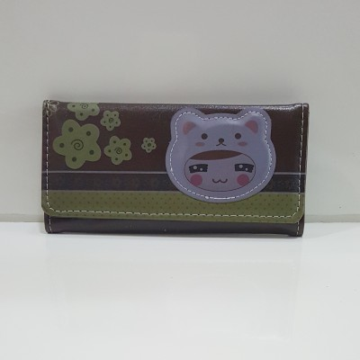Ravicollection Casual Brown  Clutch