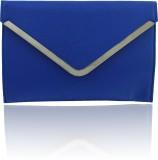 Zeppar Women Casual Blue  Clutch