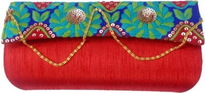 SATVAH Multicolor  Clutch