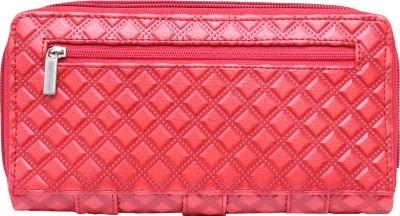 Monami Lifestyle Women Casual Pink  Clutch