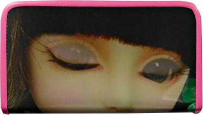 Samco Fas Girls, Women Pink Canvas Wallet