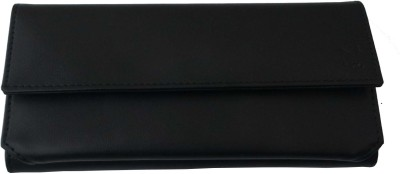 YOURS LUGGAGE Casual, Wedding, Festive, Sports, Formal, Party Black  Clutch