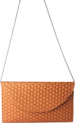 Haster Orange  Clutch