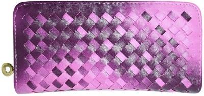 Hadwin Party Purple  Clutch