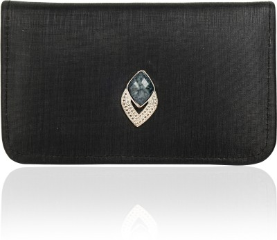 Hydes Casual Black  Clutch