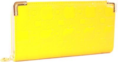 New Zovial Women, Girls Casual, Formal Yellow  Clutch