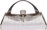 Ritu Fashion Women Silver  Clutch