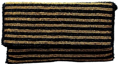 Sunita Fashion Black  Clutch